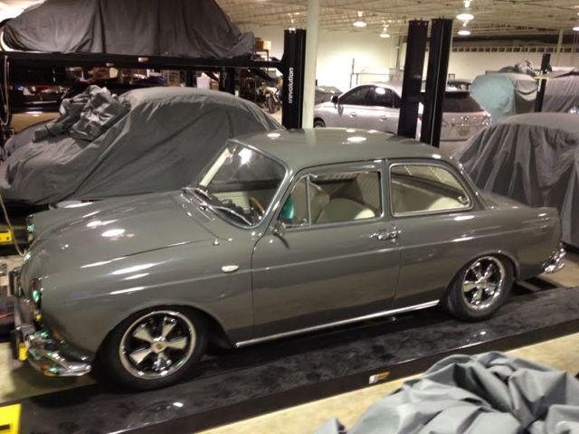 1963 Vw Type 3 Notchback For Sale Oldbug Com