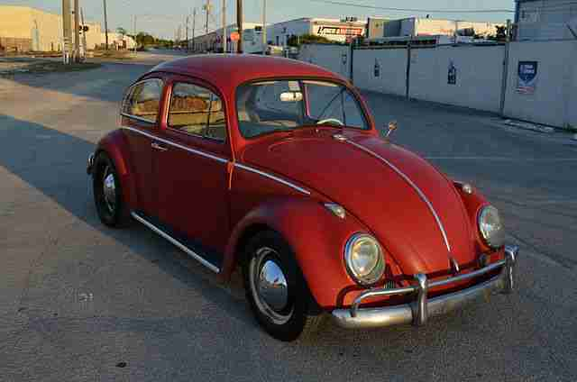 1964 VW Beetle Sedan