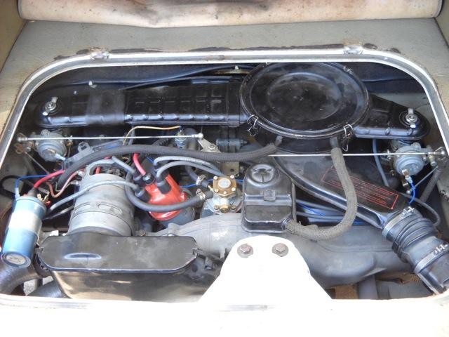 1964 VW Type 3 Notchback For Sale @ Oldbug com