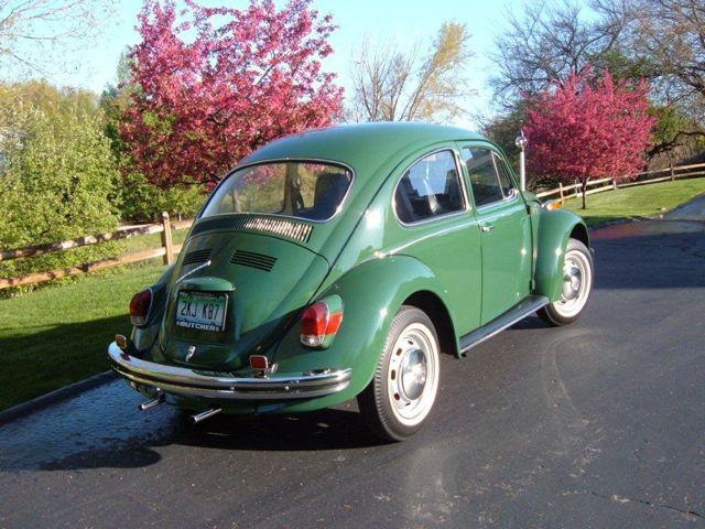 1970 Vw Beetle Sunroof Sedan For Sale Oldbug Com