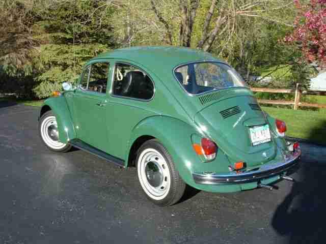 1970 vw beetle sunroof sedan for sale @ oldbug