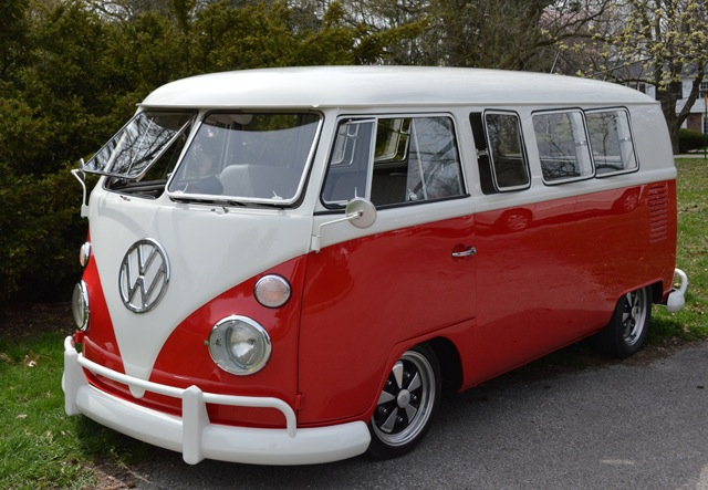 1967 VW Standard Microbus For Sale @ Oldbug com