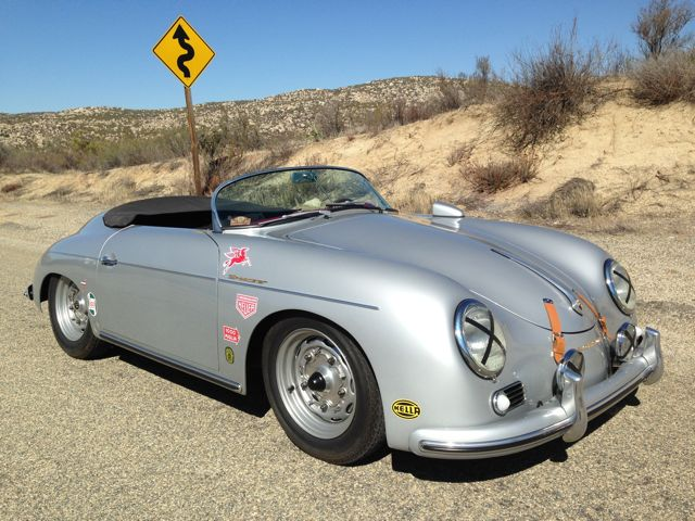 1957 porsche speedster replica for sale. Black Bedroom Furniture Sets. Home Design Ideas