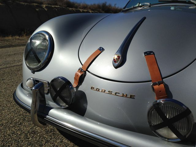 356 hood straps