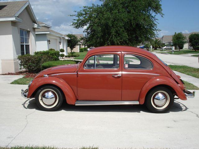 1960 VW Beetle Sedan For Sale @ Oldbug com