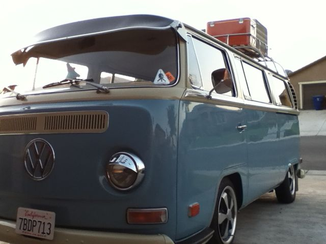 1971 Vw Deluxe Bus Camper For Sale Oldbug Com