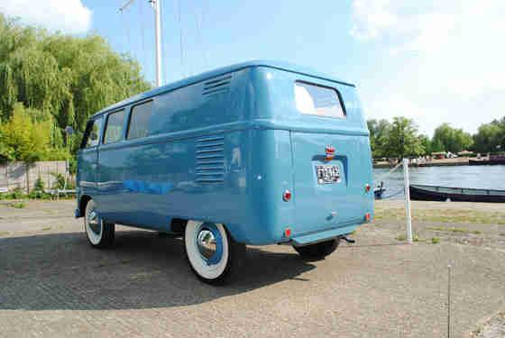 1952 Split Barndoor Camper For Sale Oldbug