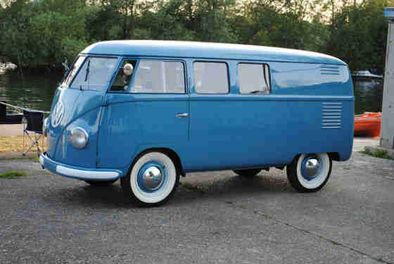 1952 Split Barndoor Camper For Sale Oldbug