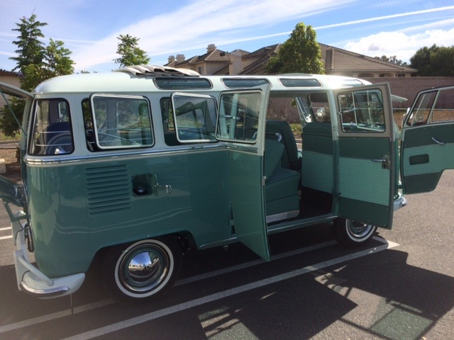 1963 vw 23 window walk thru deluxe microbus for sale for 1963 vw 23 window bus for sale