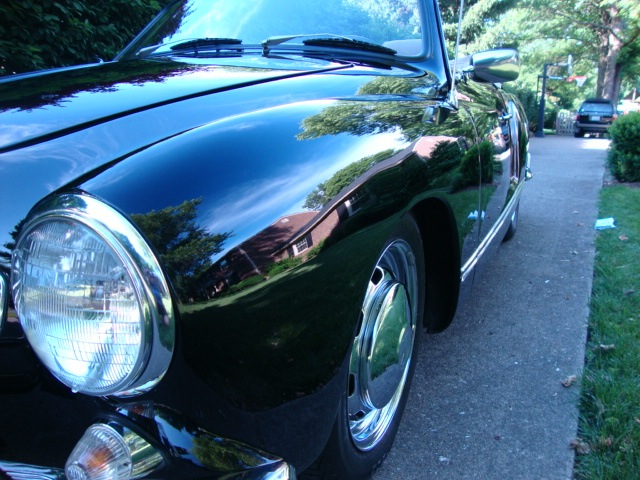 1969 Karmann Ghia Convertible For Sale Oldbug Com