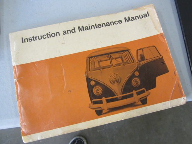 1967 VW Microbus For Sale @ Oldbug com