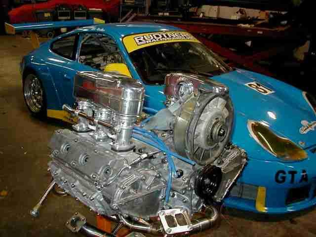 Porsche Turbo Racing Engine For Sale @ Californiacar.com