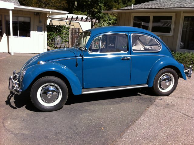 1966 Sea Blue Vw Beetle For Sale Oldbug Com