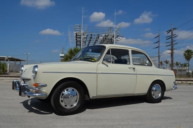1966 All Original VW Notchback For Sale @ Oldbug.com