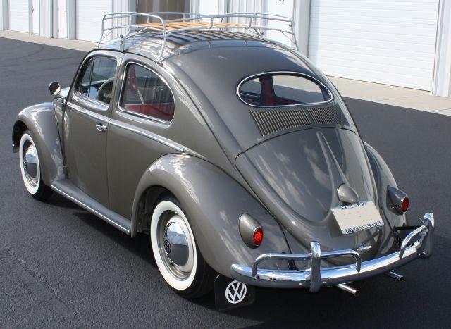 1957 vw beetle oval window sedan for sale for 1957 oval window vw bug