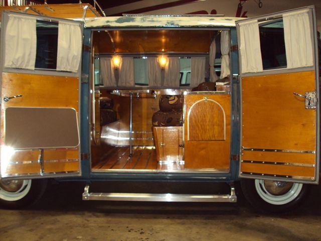 1959 VW Westfalia Camper and Trailer For Sale @ Oldbug.com