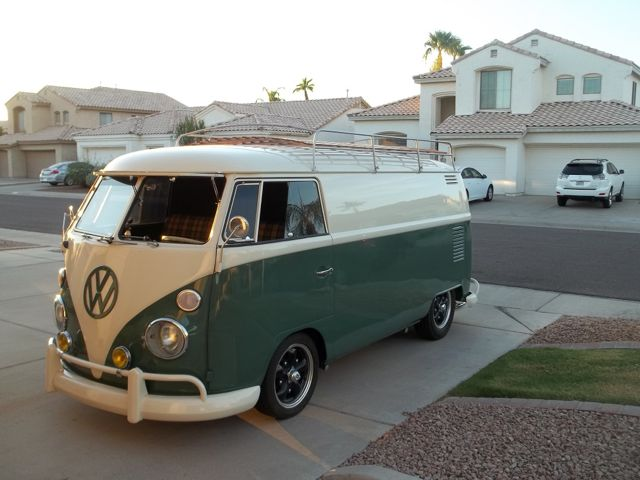 1965 Vw Split Screen Panel Van For Sale Oldbug Com