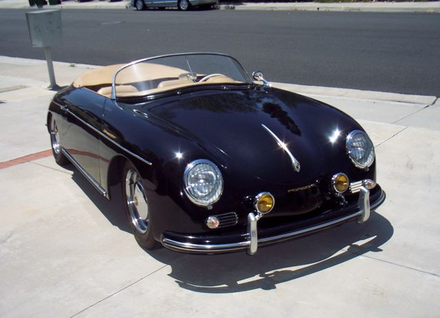 1957 Porsche 356 Speedster Replica For Sale