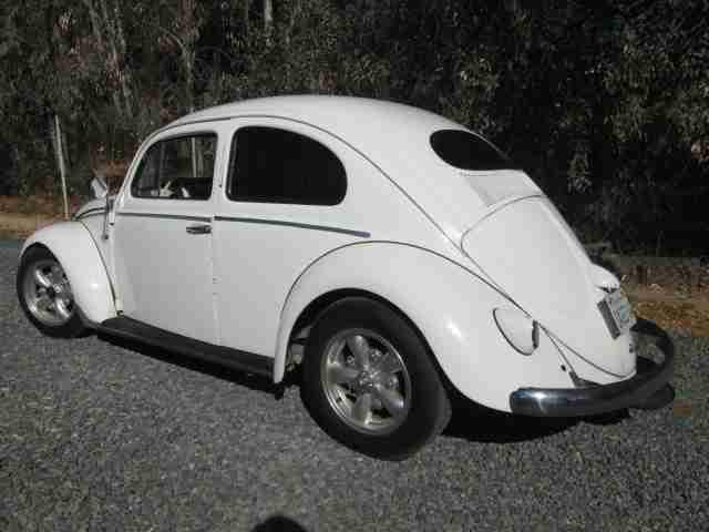 1955 VW Beetle Sedan For Sale @ Oldbug com