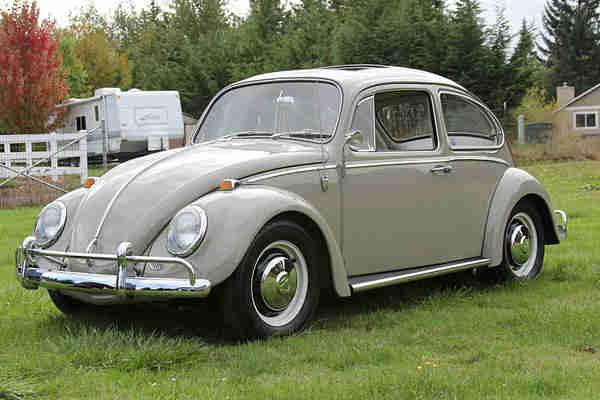 1966 VW Sunroof Beetle For Sale @ Oldbug.com