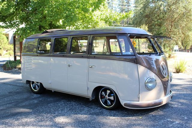 1952 Vw Barndoor Standard Sunroof Microbus For Sale Oldbug