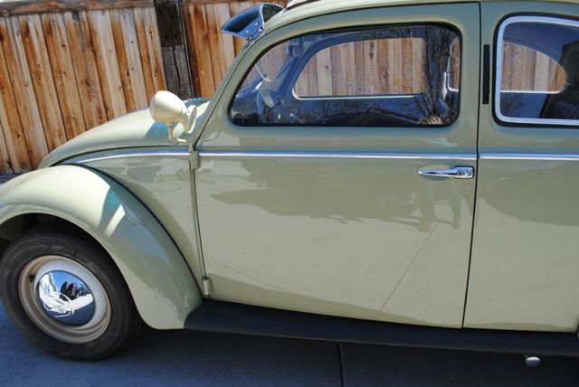 1948 Custom Vw Split Window Beetle With Trailer For Sale