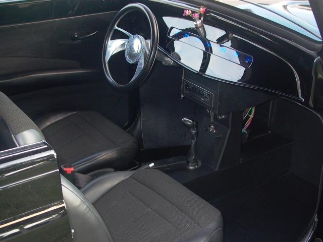 Vw New Beetle Custom Interior