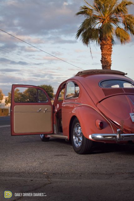 1956 Euro Oval Ragtop Vw Beetle For Sale Oldbug Com