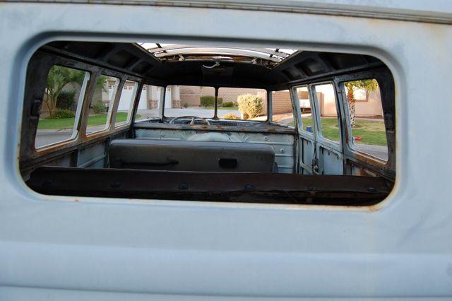 1962 Standard Sunroof Microbus For Sale Oldbug Com