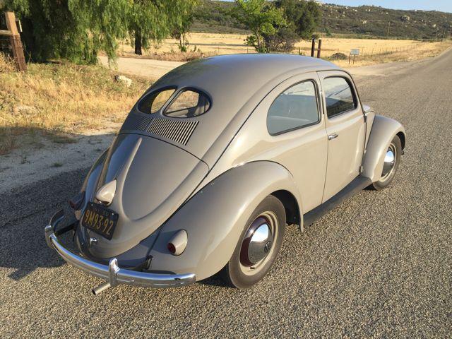 1950 hoffman vw standard split window sedan for sale for 1951 volkswagen split window