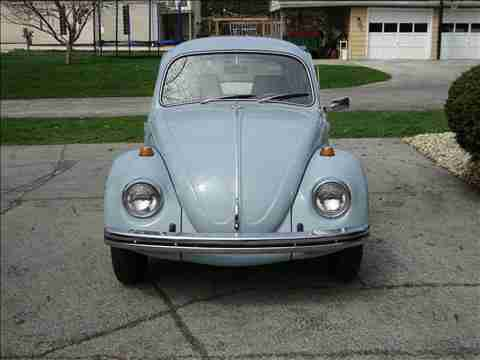 1968 VW bug for sale @ oldbug com