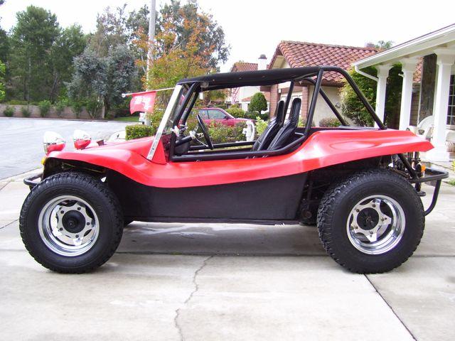 1963 VW Manx Style Dune Buggy For Sale @ Oldbug com
