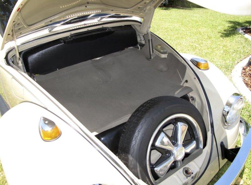 Vw Beetle Trunk Carpet Kit Vidalondon
