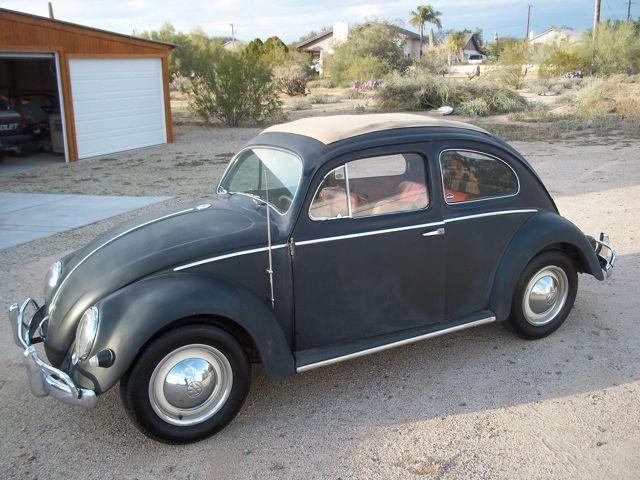 1955 Vw Beetle Three Fold Sunroof For Sale Oldbug Com