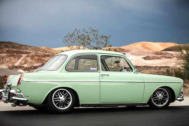 1965 Vw Type 3 Right Hand Drive Notchback For Sale