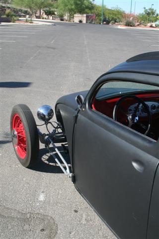 The So-Cal Look VW Volksrod For Sale @ Oldbug com