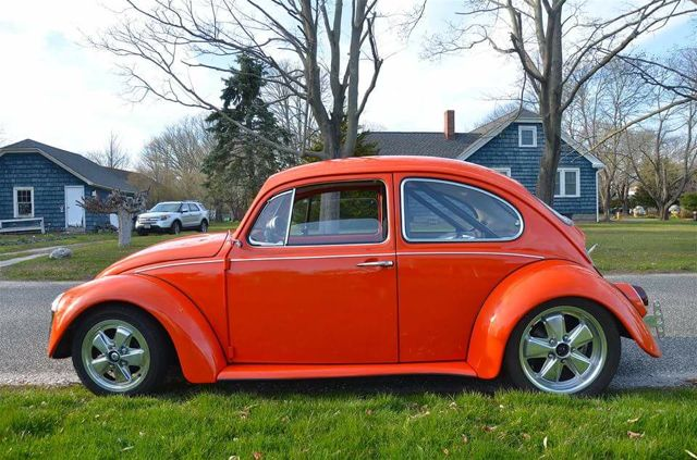 1968 vw beetle for sale with a little something special. Black Bedroom Furniture Sets. Home Design Ideas