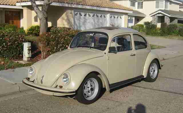 1969 VW Beetle Sedan For Sale @ Oldbug.com